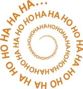 hohohaha spiral orange