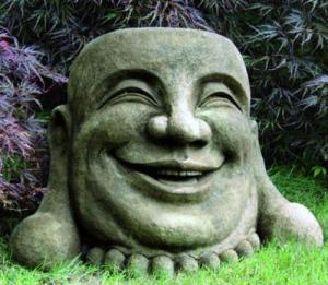 Laughing-Hoi-Toi-Face-Garden-Statue-Large